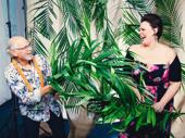 Jimmy Buffett and Escape to Margaritaville's Lisa Howard