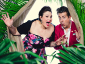 Escape to Margaritaville's Lisa Howard and Eric Petersen
