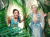 Escape to Margaritaville's Keely Hutton and Sara Andreas
