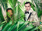 Escape to Margaritaville's Albert Guerzon and Justin Keats