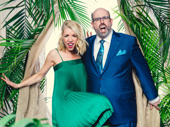 Escape to Margaritaville's choreographer Kelly Devine and director Christopher Ashley
