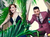 Escape to Margaritaville's Marjorie Failoni and Justin Mortelliti