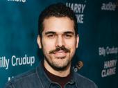 Broadway's Joel Perez attends the off-Broadway opening of Harry Clarke.