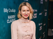 Naomi Watts gets glam for Harry Clarke's opening night.