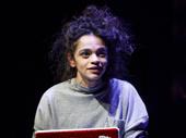 Gizel Jiménez as Olivia in Miss You Like Hell.