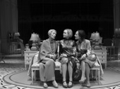 Glenda Jackson, Alison Pill and Laurie Metcalf in Three Tall Women.
