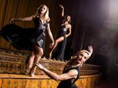Sarah Meahl, Jessica Lee Goldyn & Taeler Cyrus