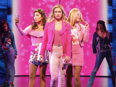 The cast of Mean Girls.