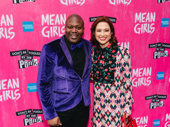 Unbreakable Kimmy Schmidt duo Tituss Burgess and Ellie Kemper show up for Tina Fey.