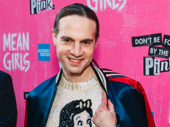 Producer Jordan Roth steps out.