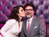 Husband and wife team Tina Fey and Jeff Richmond