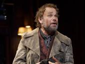 Norbert Leo Butz as Alfred P. Doolittle in My Fair Lady.
