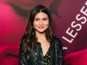 Phillipa Soo steps out.