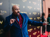 James Monroe Iglehart could not be more ready for the magic of Harry Potter and the Cursed Child.