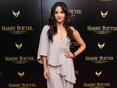 Broadway alum and Harry Potter enthusiast Ana Villafañe stuns on the red carpet.