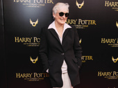 Three-time Tony winner Glenn Close hits the red carpet.