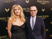Harry Potter and the Cursed Child producers Sonia Friedman and Colin Callender.