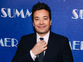 Late night king Jimmy Fallon suits up for Summer.