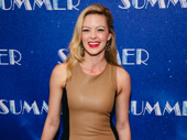 Mean Girls standout Kate Rockwell spends her night off at Summer: The Donna Summer Musical.