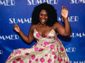 Tony nominee Danielle Brooks is ready to get her disco on.