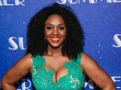 Tony nominee Saycon Sengbloh is ready for Summer: The Donna Summer Musical.