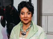 Phylicia Rashad is out in support of her daughter, Saint Joan lead Condola Rashad.