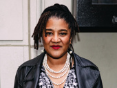 Pulitzer Prize-winning playwright Lynn Nottage (whose Ruined launche Condola Rashad's stage career) makes an appearance.