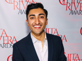 Mean Girls' Nikhil Saboo is nominated for his performance in the off-Broadway production The Boy Who Danced on Air.