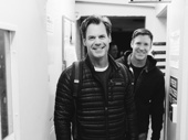 The Boys in the Band's Tuc Watkins and Brian Hutchison are ready to meet the fans!