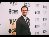 How handsome is The Band's Visit Tony nominee Ari'el Stachel?