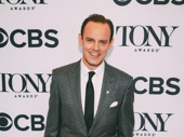 My Fair Lady Tony nominee Harry Hadden-Paton suits up.
