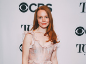 My Fair Lady Tony nominee Lauren Ambrose looks loverly.