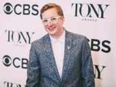 SpongeBob SquarePants' Tony-nominated scribe Kyle Jarrow.