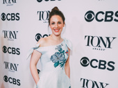 Carousel star Jessie Mueller celebrates her fourth Tony nomination.