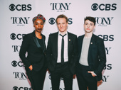 Harry Potter and the Cursed Child's Tony-nominated trio Noma Dumezweni, Jamie Parker and Anthony Boyle step out.