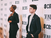 Harry Potter and the Cursed Child's Noma Dumezweni and Anthony Boyle hit the red carpet.