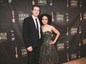 Children of a Lesser God co-stars Joshua Jackson and Lauren Ridloff presented.