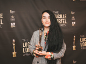 Choreographer Sonya Tayeh won for her work on The Lucky Ones.