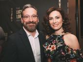 Meteor Shower co-stars Jeremy Shamos and Laura Benanti hosted the awards ceremony May 6.