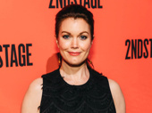 Scandal fave Bellamy Young hits the red carpet.