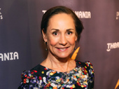 Laurie Metcalf is nominated for her portrayal of B in Three Tall Women.