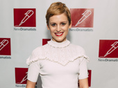 Angels in America Tony nominee Denise Gough has arrived.