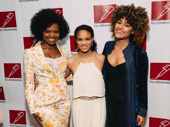 Summer's LaChanze, Storm Lever and Ariana DeBose make for a triple threat.