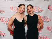 One Night Only's Anna Bass and Monica Bill Barnes were both nominated for Outstanding Female Dancer in an Off-Broadway Show. Barnes won the award.