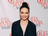 Katrina Lenk was nominated for Outstanding Female Dancer in a Broadway Show for her work in The Band's Visit.