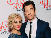 Broadway power couple Orfeh and Andy Karl co-hosted the awards ceremony.