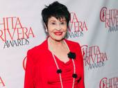 Legendary Broadway dancer and actress Chita Rivera serves as the namesake to the awards.