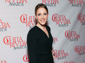 Carousel's Jessie Mueller makes an appearance.