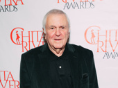 John Kander was honored with Outstanding Contribution to Musical Theater as a Composer.
