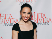 Carousel's ballerina Brittany Pollack was also nominated for Outstanding Female Dancer in a Broadway Show.